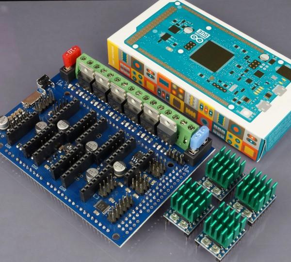 32Bit Elektronik Set RADDS + RAPS + DUE